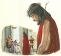 Christ before Pilate - John Walter