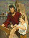 Jesus and the Young Carpenter - Marvin Nye