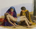 The Burial of Jesus - Bill Gregg